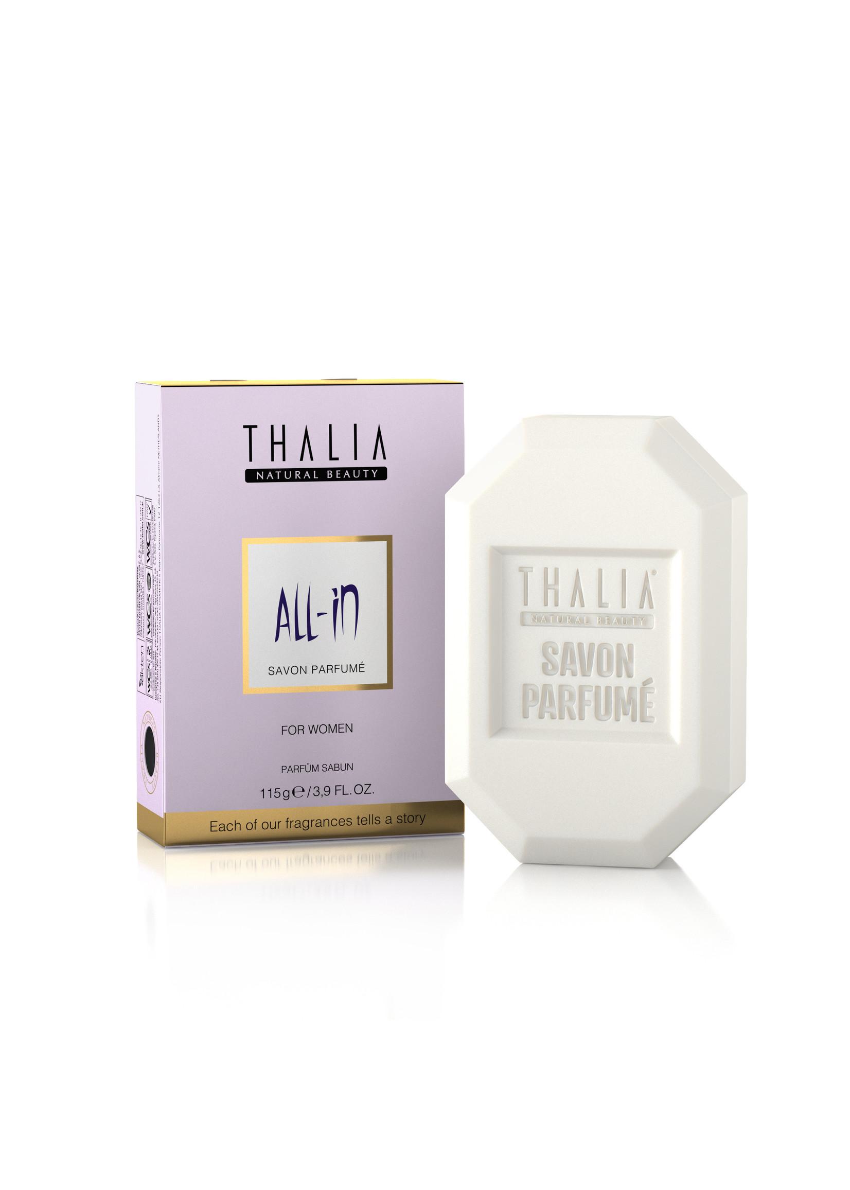 Thalia All-in Parfum Zeep 115 gr