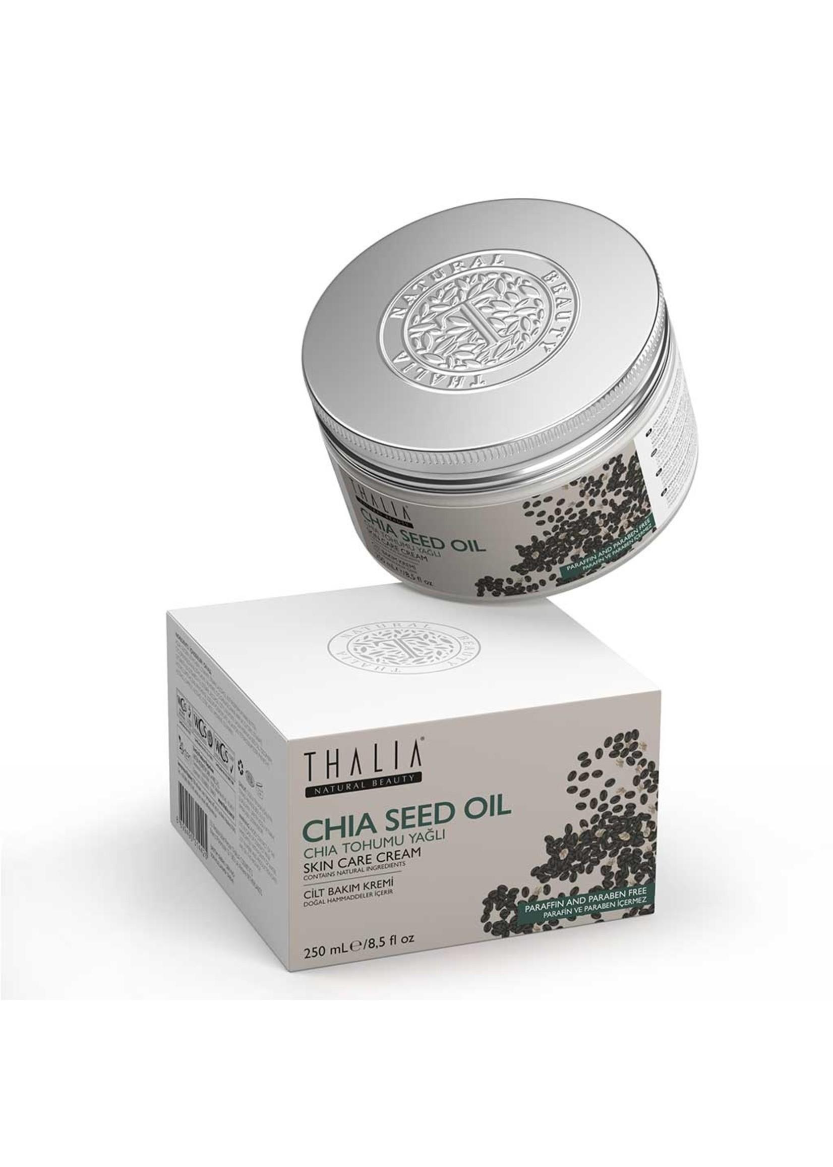 Thalia Chia Zaadolie Skin Care Cream - 250 ml