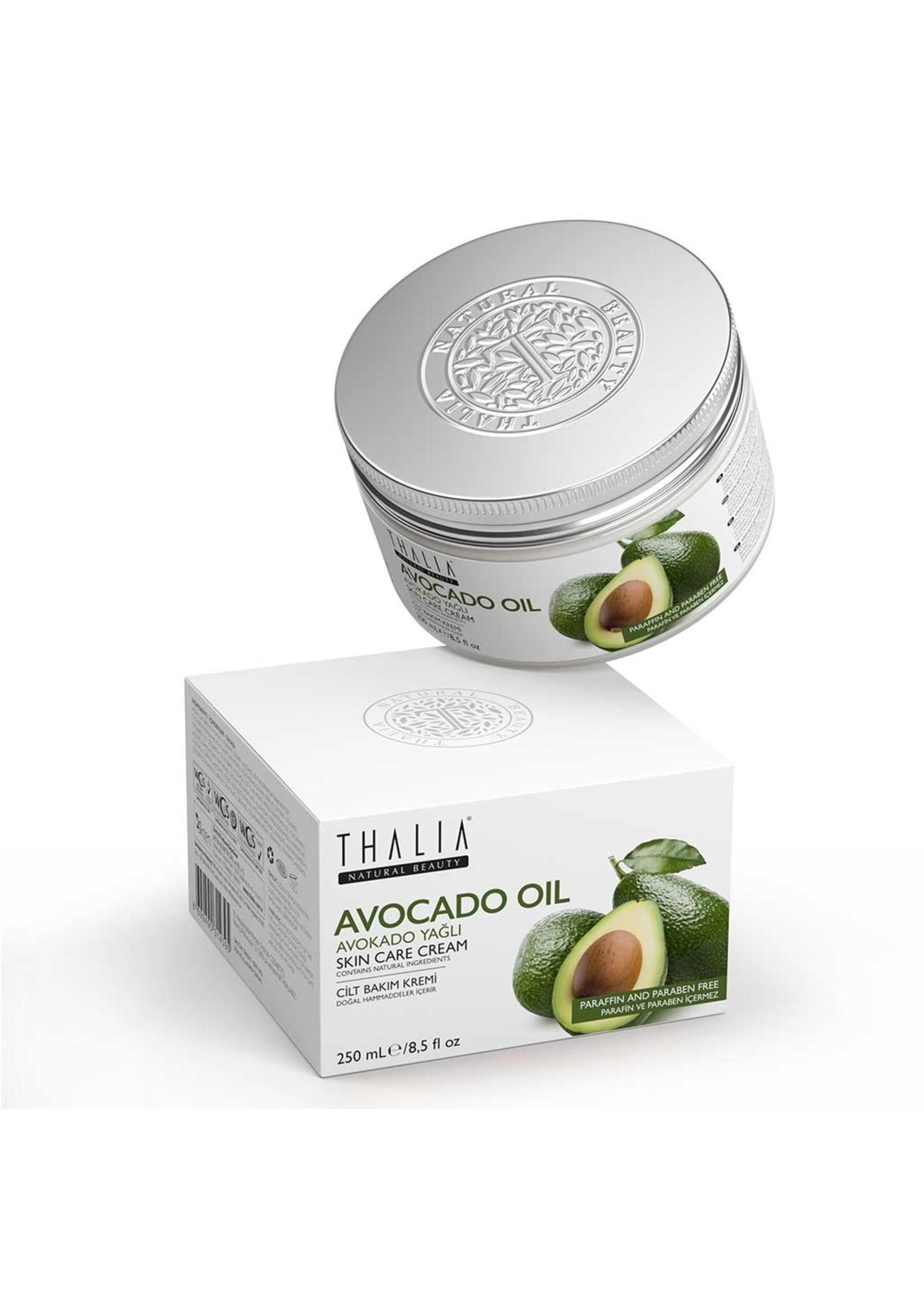 Avokado Yağlı Cilt Bakım Kremi - 250 ml