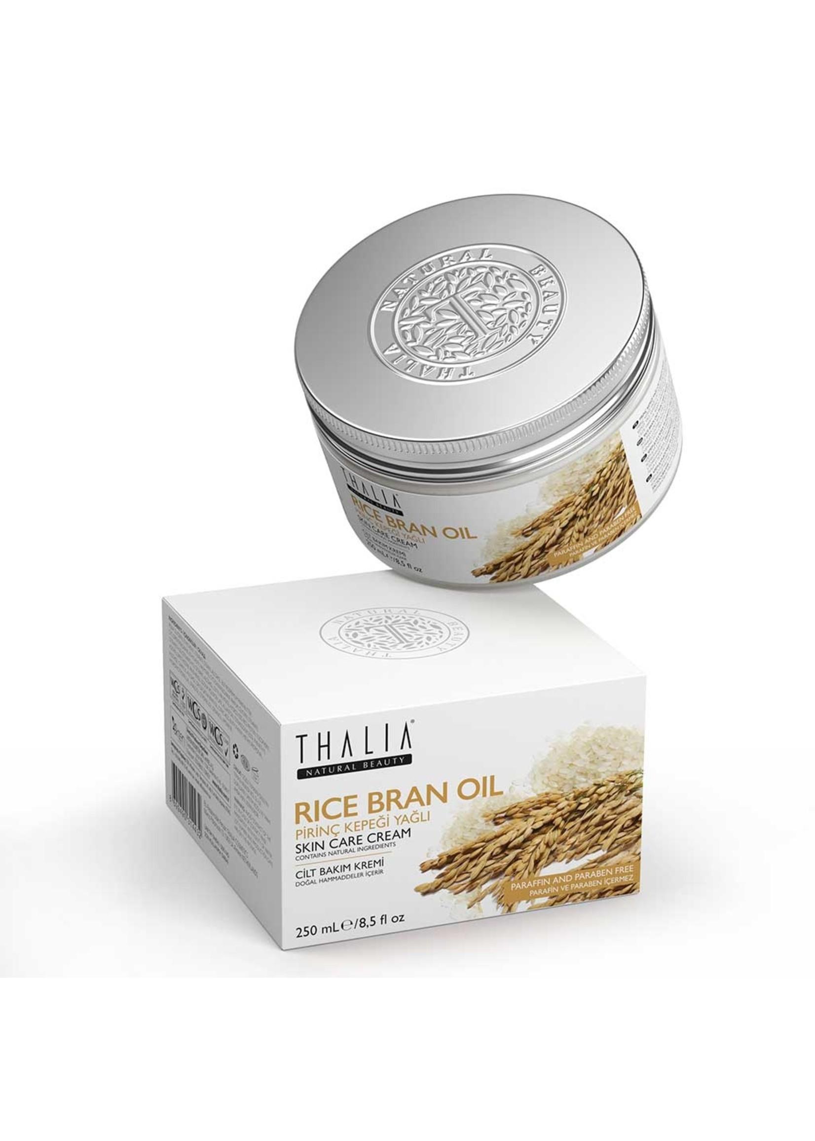 Thalia Rijstzemelen Skin Care Cream - 250 ml