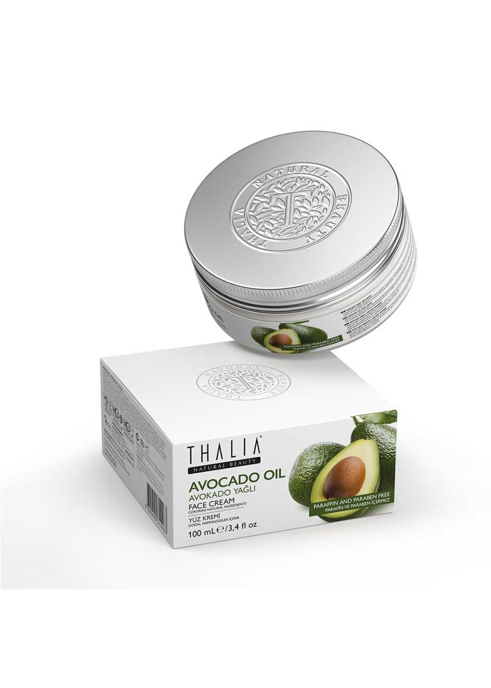 Thalia Avocado Gezichtscreme 100 ml