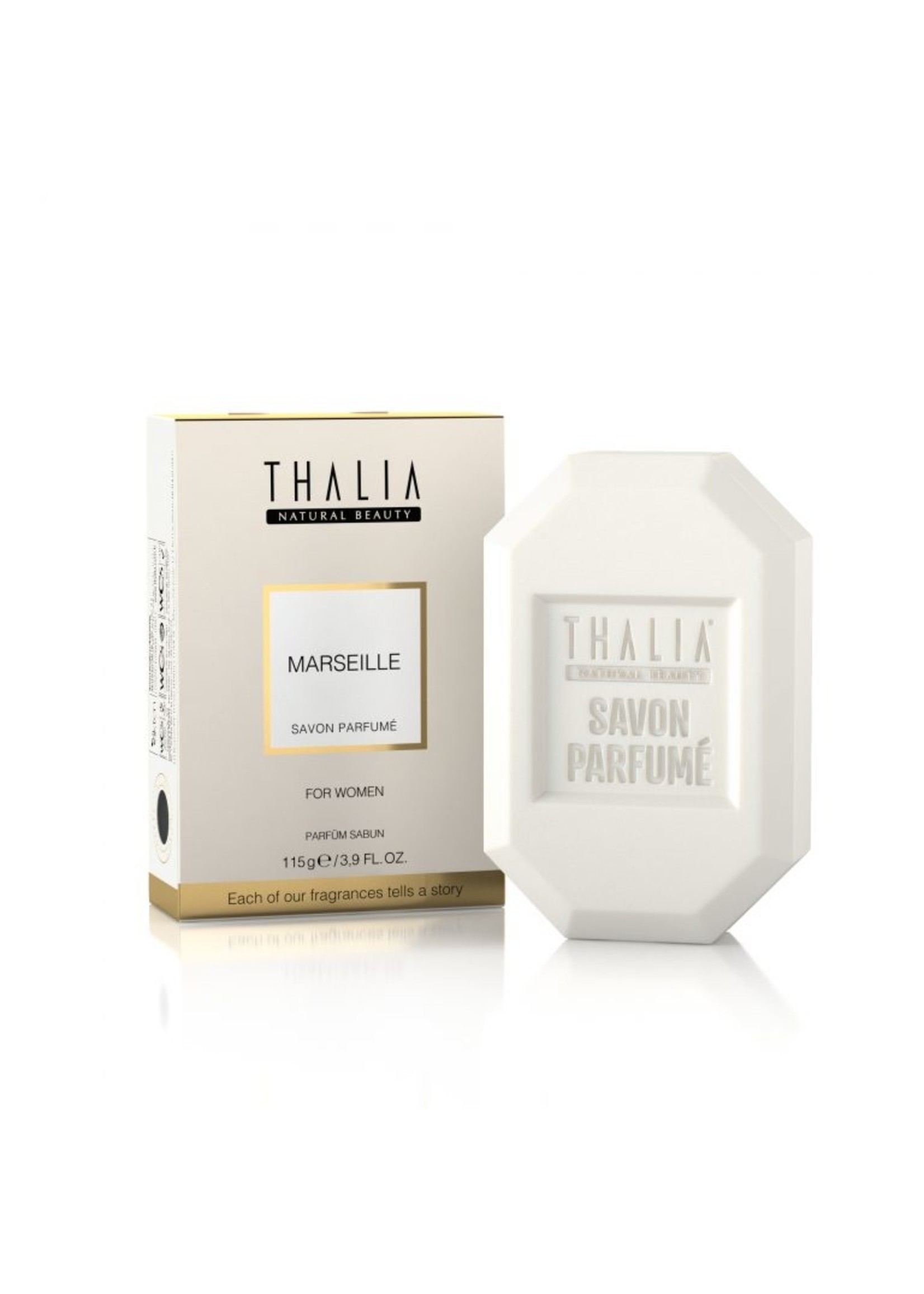 Thalia Marseille Parfum Zeep 115 gr