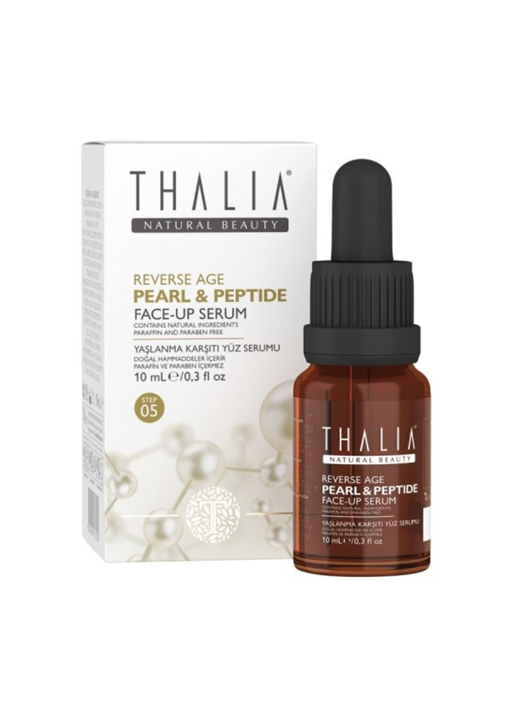 Thalia Parel & Peptide Gezichtsserum 10 ml