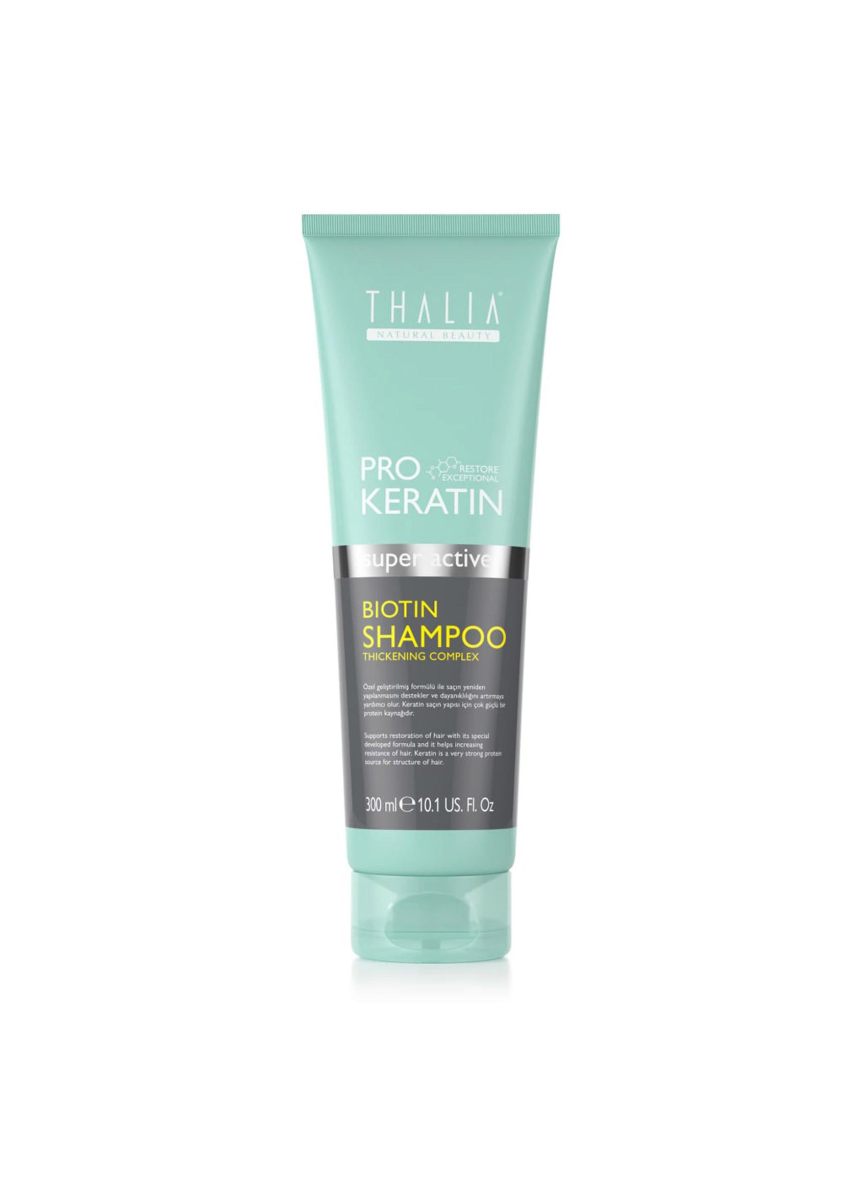 Thalia Pro Keratine Biotine Shampoo - 300 ml