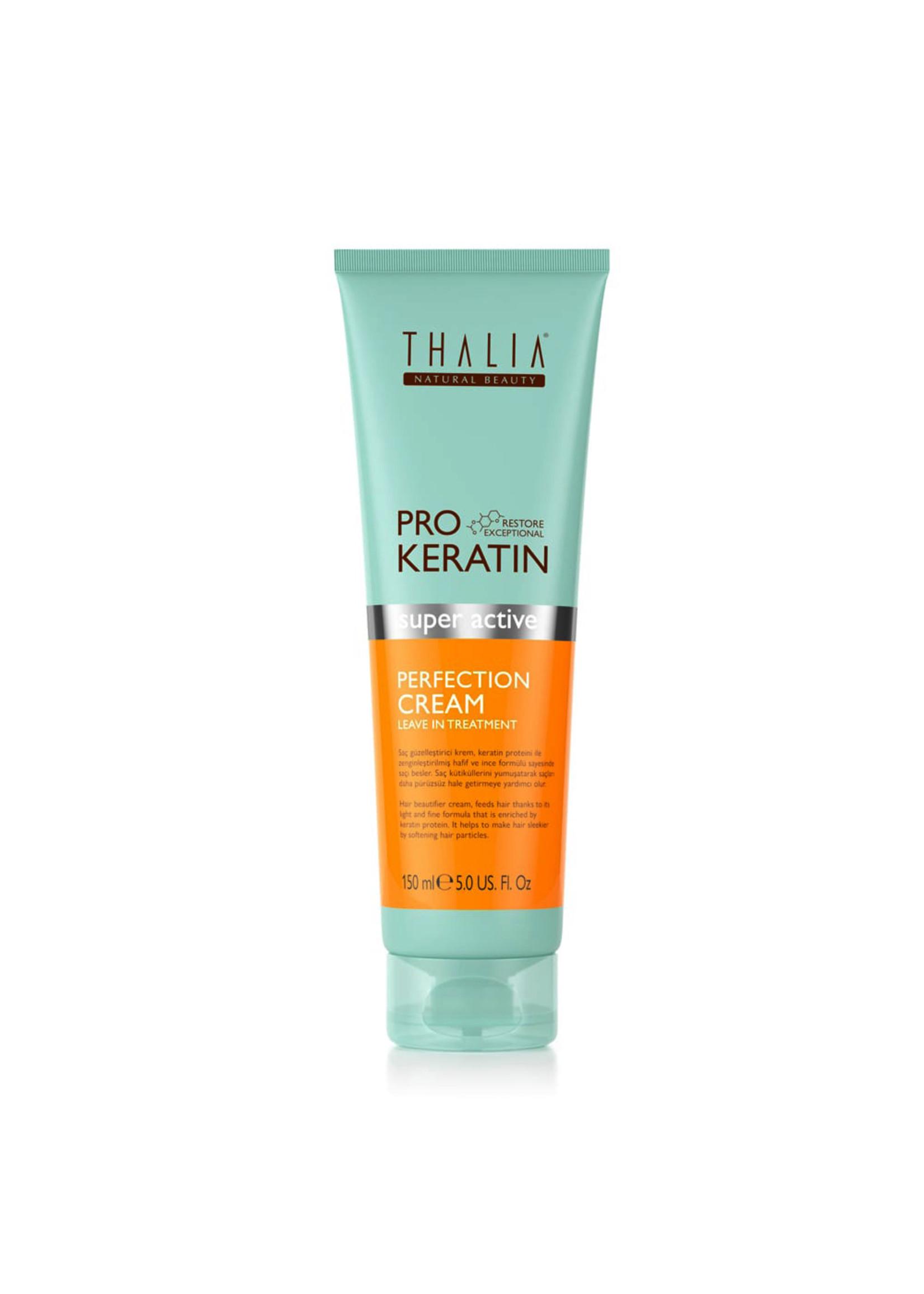 ThaliaPro Keratin Saç Güzelleştirici Krem - 150 ml