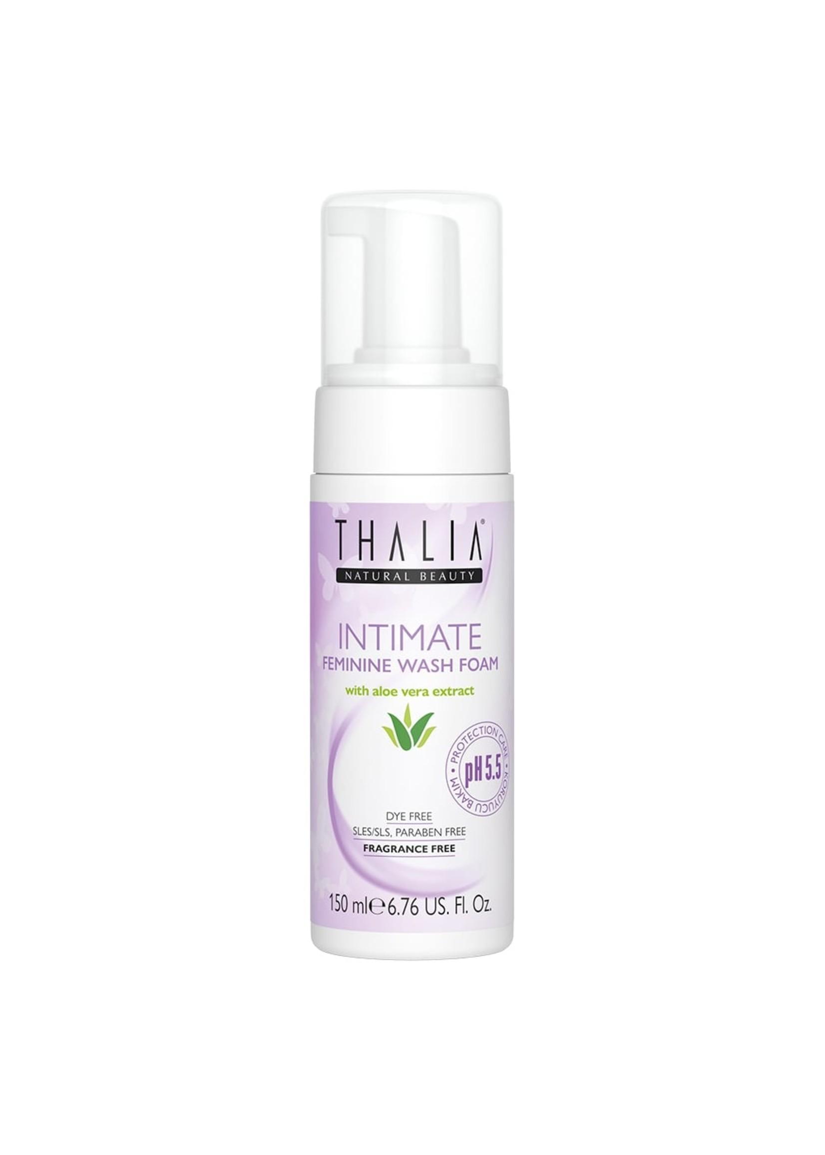 Thalia İntim Yıkama Köpüğü - Parfümsüz - 150 ml