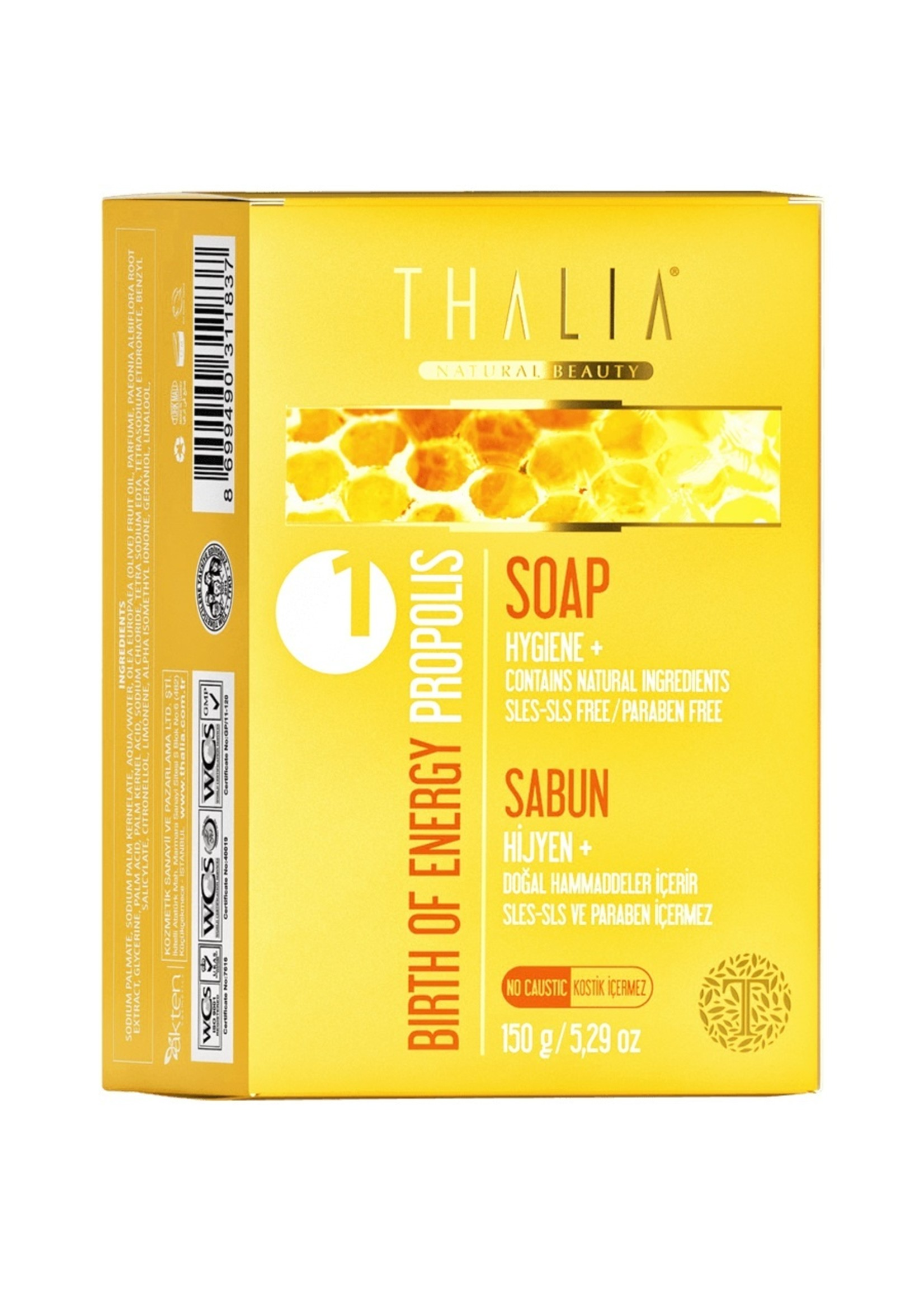 Thalia Propolis Zeep 150 gr