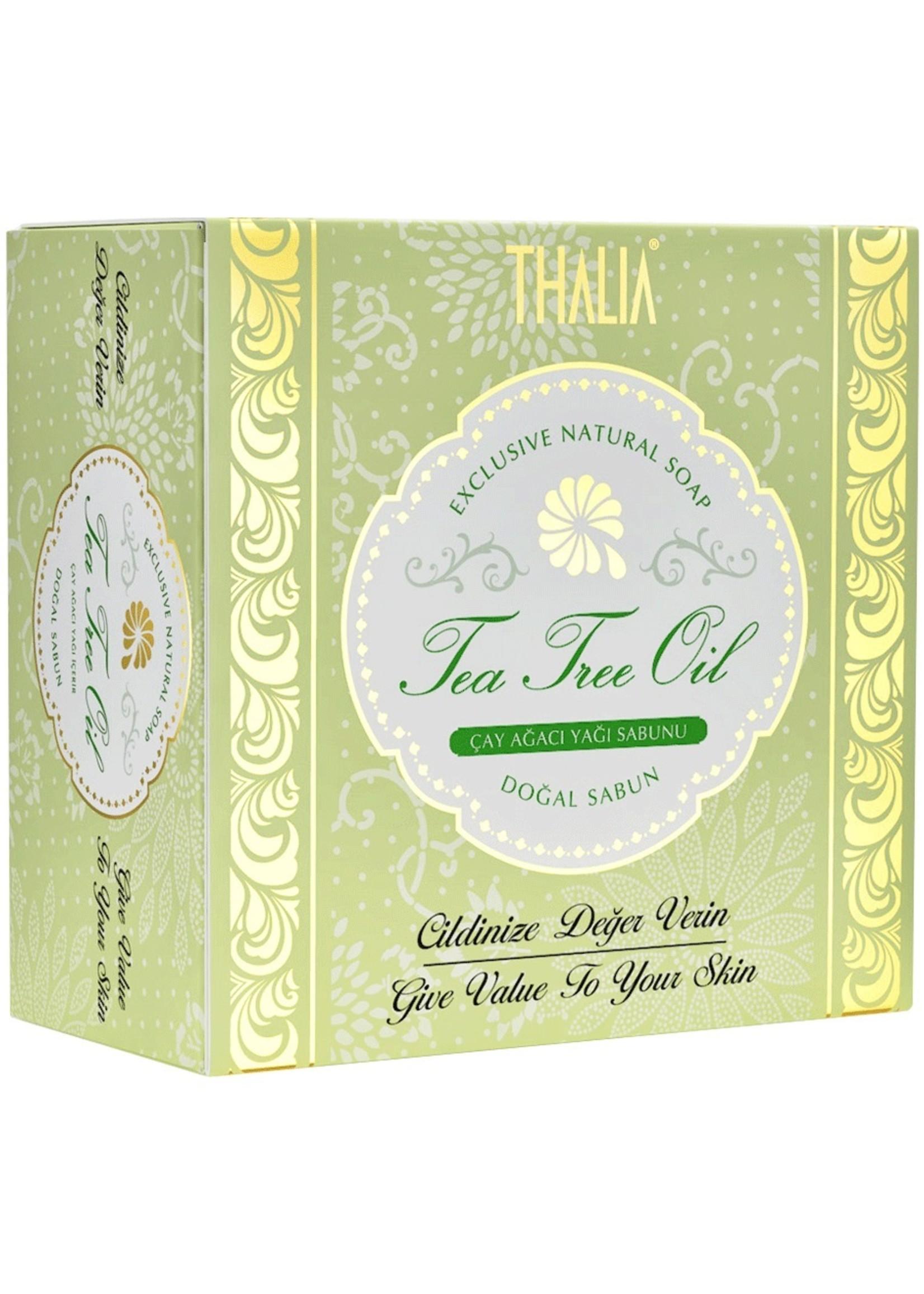 Thalia Tea Tree Olie Zeep 125 gr