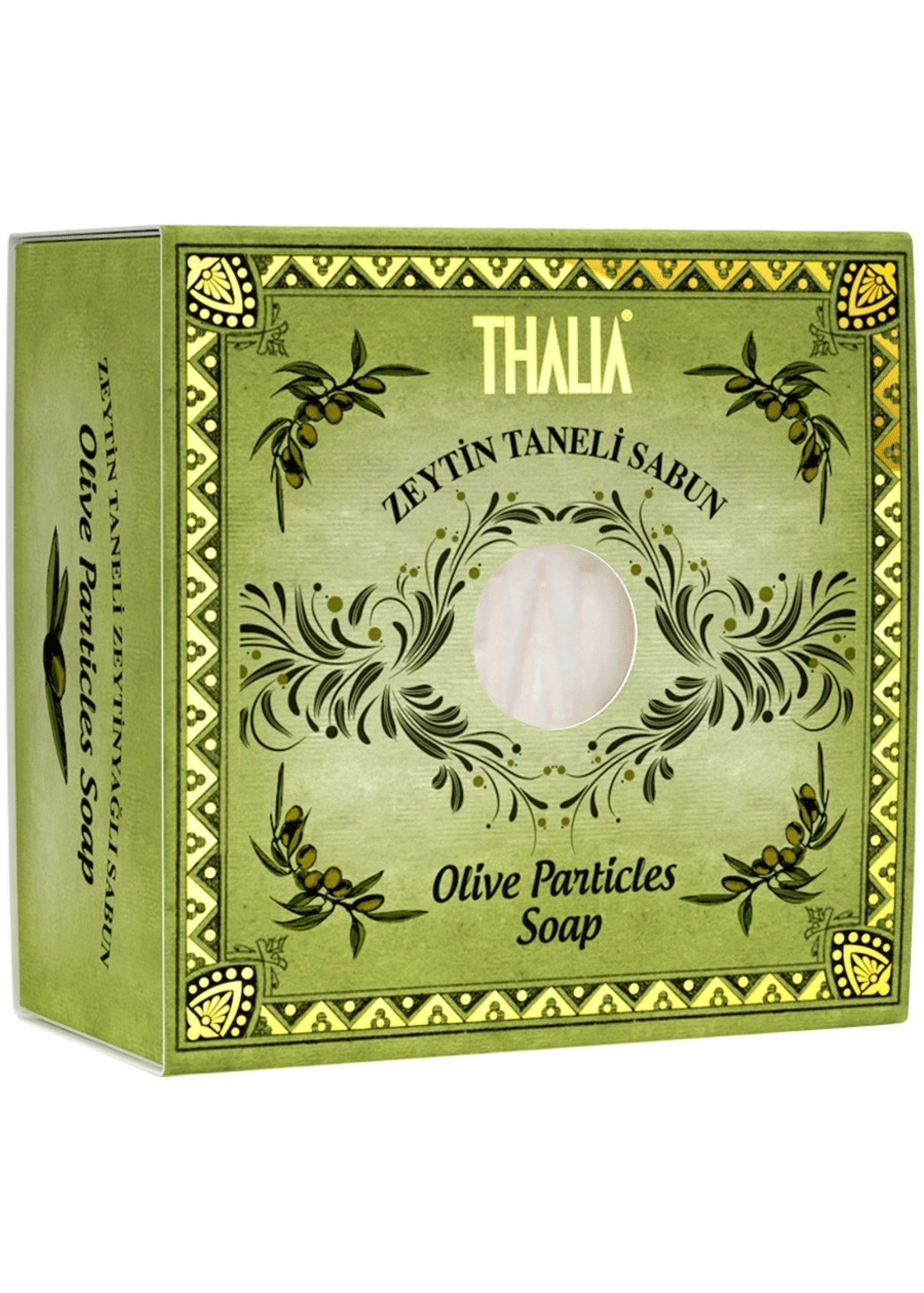 Thalia Olijven Zeep 150 gr