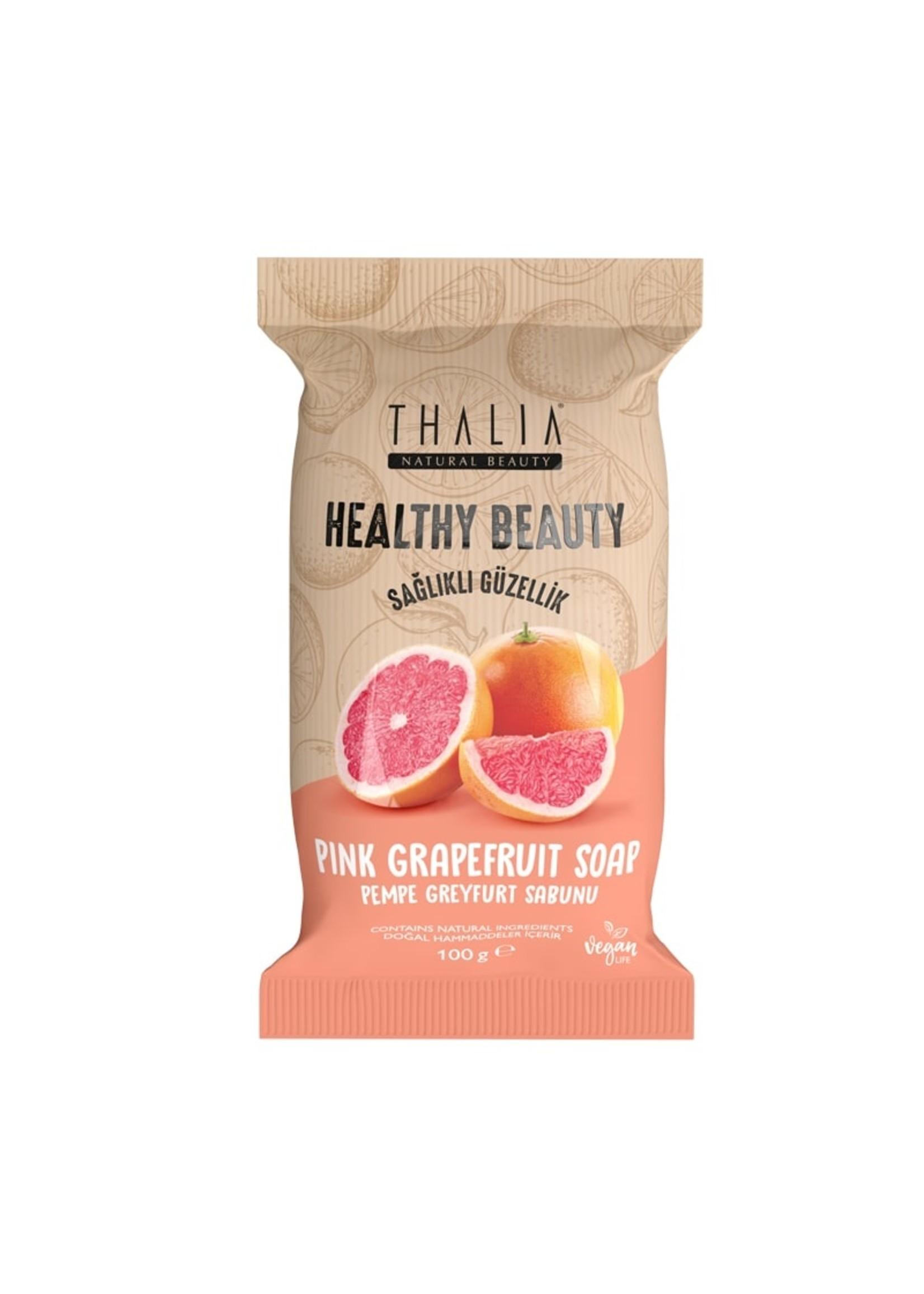 Thalia Thalia Healthy&Beauty Pembe Greyfurt Sabunu - 100 gr