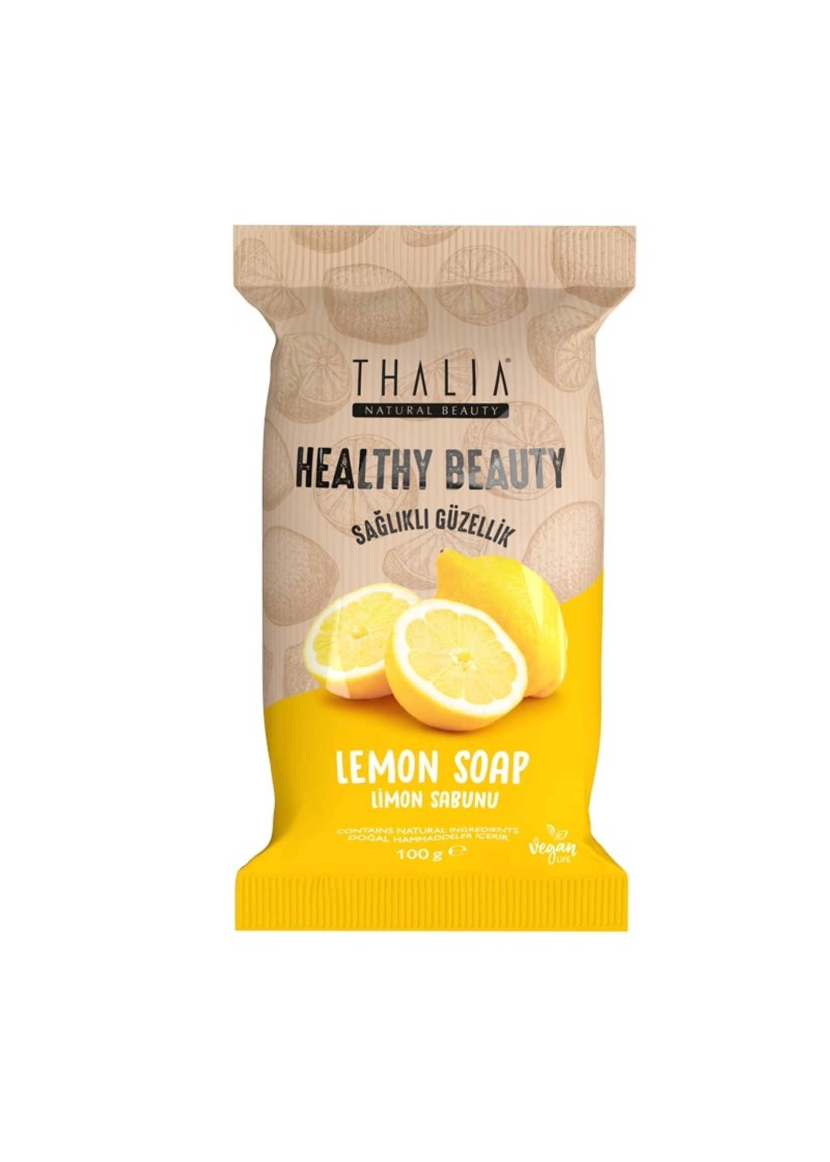 Thalia Healthy&Beauty Limon Sabunu - 100 gr