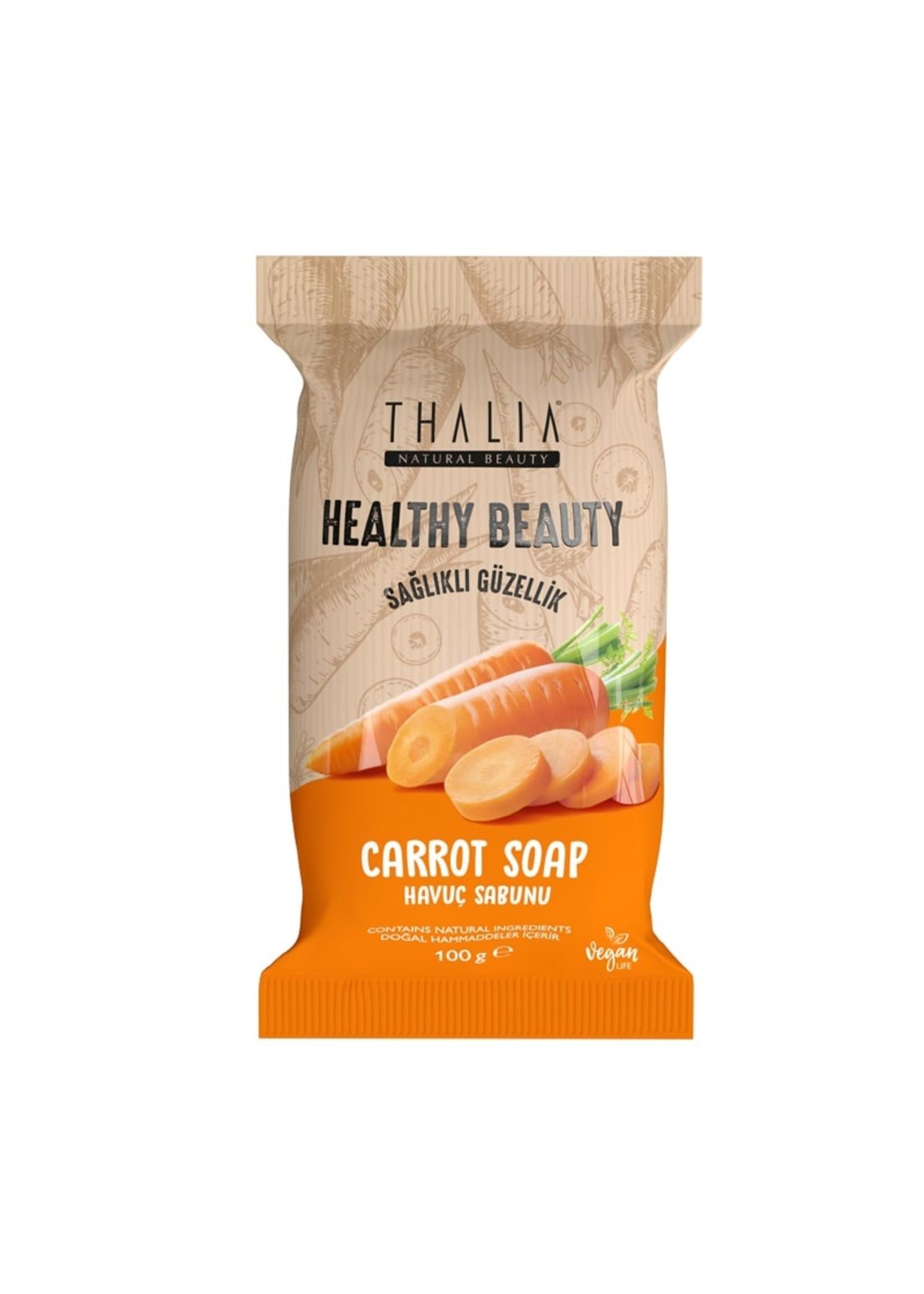 Thalia Healthy & Beauty Wortelzeep - 100gr