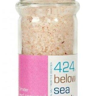 424 Below Sealevel - Grof Zeezout met rood zeewier
