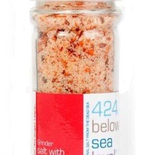 424 Below Sealevel - Zeezout met hot chilli peper