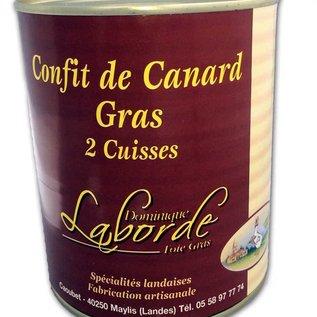 Confit de Canard Gras 2 cuisses