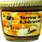 Terrine de Lièvre - terrine van haas 180 gram