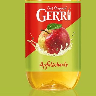 Gerri Apfelschorle
