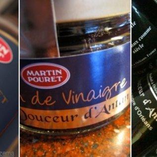 Maître Bertrand Vinaigre tradition d'Orléans Vin Blanc MARTIN POURET, 250 ml
