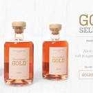 NIVEN Gold Selection STRAWBERRY GOLD - 500 ml