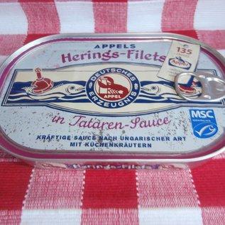 Appel Feinkost GMBH & Co Haringfilets in Tataren-Sauce