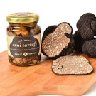 DeliCroatia Zwarte truffel (gehakt) in olijfolie