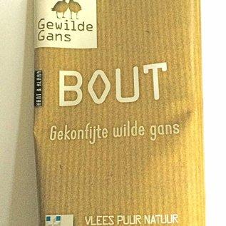 Gewilde Gans Gekonfijte bout (voor 1 à 2 personen, ca. 230 gram)