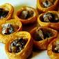 De Peelslak 24 krokante biscuitjes in de vorm van een slakkenhuisje.