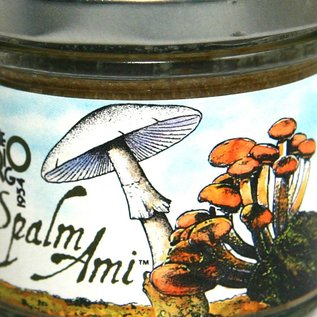 Spalm Ami - Crema di funghi misti e salsiccia, 90 gram