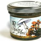 Spalm Ami - van gemengde paddenstoelen met worstjes