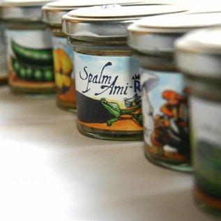 Spalm Ami - Crema di melanzane e ricotta, 90 gram
