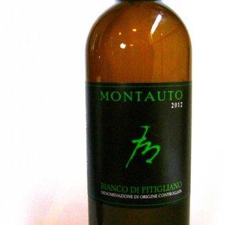 Trentanove Azienda Montauto Bianco di Pitigliano DOC 2012, witte wijn, Trebbiano 70%, en Malvasia 30%