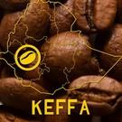 Harar Coffee Lem Keffa Bohnen