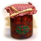 Corbari Corbari-tomaten op zout water