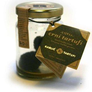 Karlić Tartufi Zwarte truffel in zout water