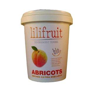Lilifruit Biologische Gewelde Gedroogde Abrikozen