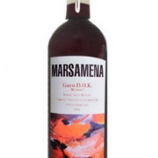 Marsamena DOC 'Riserva' red wine