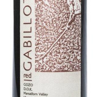Gabillott Red DOC wine