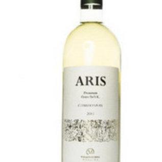 Aris white DOC wine