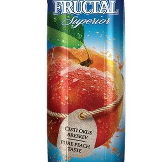 Fructal Pfirsichsaft - Socke von Breskve
