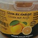 Bled Conserves Ingelegde citroen