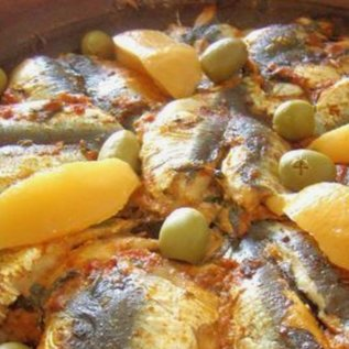 Zohra Olives Citroen ingelegd met zout en water
