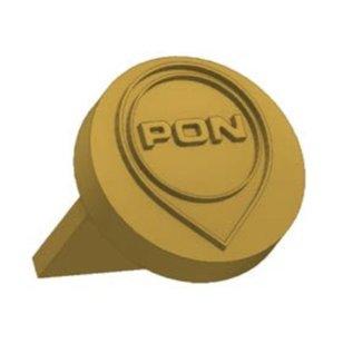 FOODbazar Marke, Stempel (kundenspezifisches Produkt)