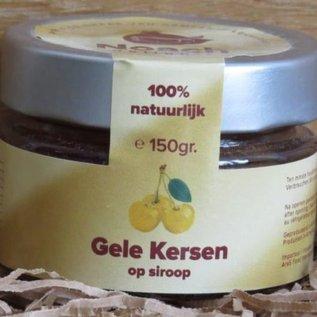 Noach Delights Gele kersen op siroop 430g