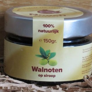 Noach Delights Walnuts in syrup 430g