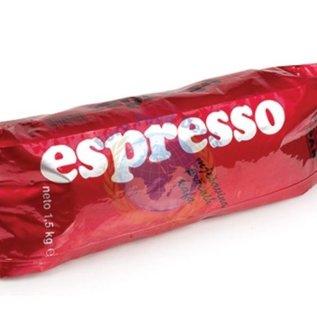 Vispak Espressokoffiebonen