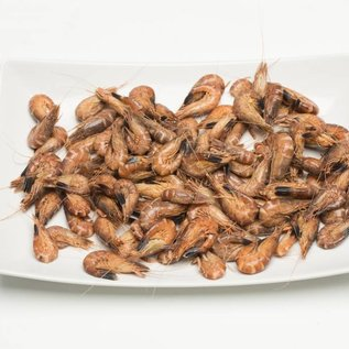 Hollandse pelgarnalen - 500 gram