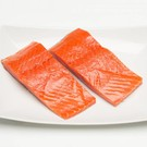 Smoked wild salmon