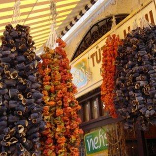 Miras Kurutalmuş Dolmatik Patlican | Gedroogde  aubergines