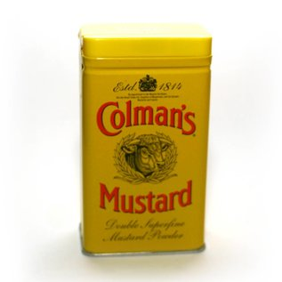 Colman's Colmans Senfpulver - 113 Gramm