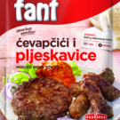 Tajna of Fant Mix for Ćevapčići or Pleskavica